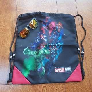 Color Manila Marvel String Bag and Shades