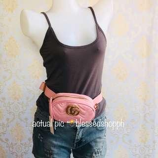 AVAILABLE Gucci Belt Bag