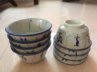 Rice bowl *8