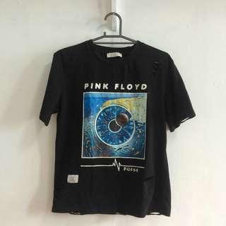 Pink Floyd Distressed shirt