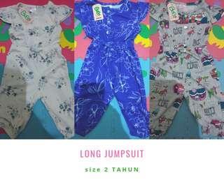 Sweet Jumpsuit Adem for Girls 2T 2 Tahun