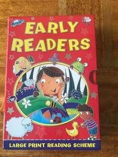 🚚 Early Readers box set by Brown Watson
