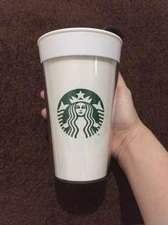 Starbucks custumizable tumbler