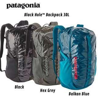 BN Patagonia Black Hole 30L backpack