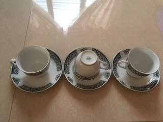 Cup set *3