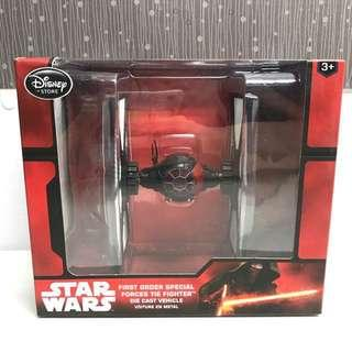 🚚 Starwars First Order Special Forces The Fighter Die Cast Vehicle