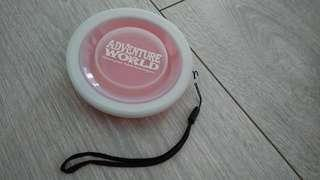 Adventure world foldable cup for camp