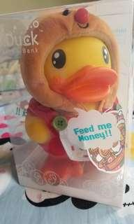 B duck薑餅人錢罌