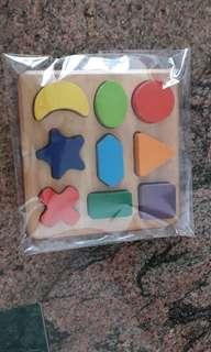Shape blocks