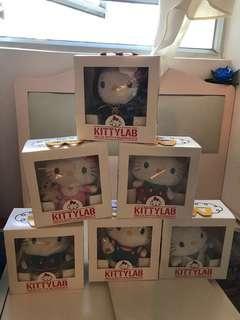 斷捨離 - 麥當勞 Hello Kitty Kitty Lab