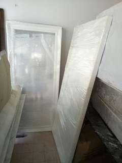 White Big Mirror (High Quality)