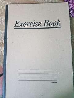 A4 book