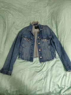 Zara Denim Jacket (size S)