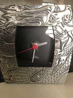 Royal Selangor table clock