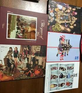 $2 album flash deal sale clearance twice yes or yes the year of yes TYOY + YOY