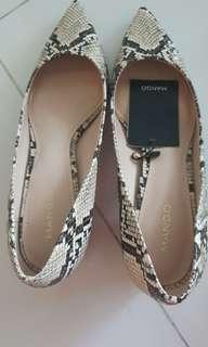 Brand new Mango heels
