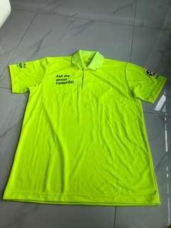 caltex shirt