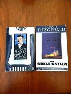🚚 The Great Gatsby by F. Scott Fitzgerald