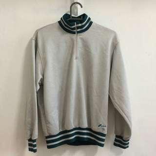 Vintage Asics Turtleneck sweater