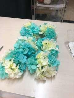 婚後物資 家居擺設 花球