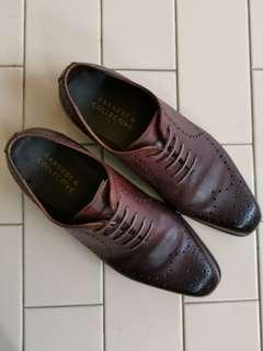 Earnest & Collective Shoes - Burgundy