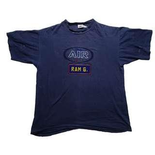 Nike Air embroidered Tee