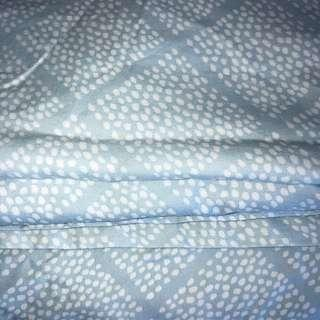 Epitex silkysoft kingsize bedding incl fitted sheet