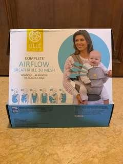 🚚 Lillebaby Complete Airflow Breathable 3D Mesh Carrier