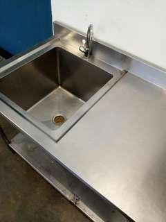 FREE DELIVERY  Single Sink Basin
