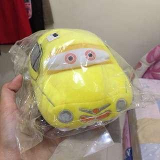Boneka cars kuning