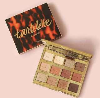 🚚 Instock | Tarte Tartelette Toasted Eyeshadow Palette