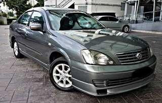 Nissan sentra 1.6 (A) 2011