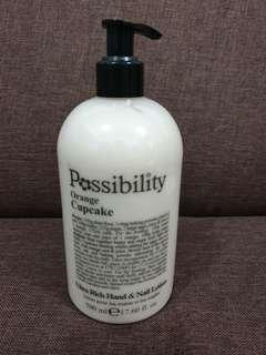 Possibility Lotion