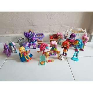 My Little Pony and Equestria Girls