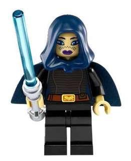 Lego Star Wars 9491 Barriss Offee