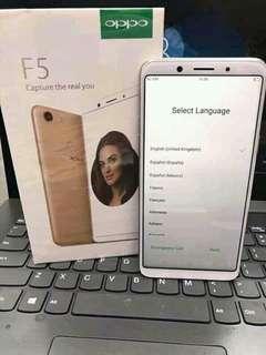 ✔OPPO F5