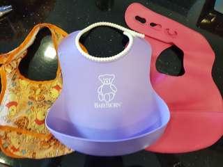 Babybjorn summer infant bib