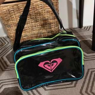 Authentic ROXY travel/gym bag