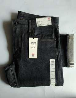 Uniqlo jeans selvedge