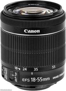 Canon 18-55mm STM