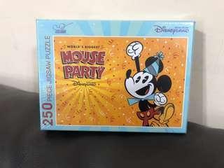 迪士尼米奇老鼠90周年拼圖