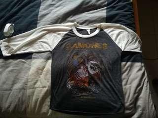 Ramones t shirt