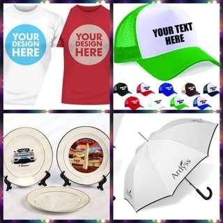 Personalized items