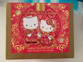 Hello Kitty 結婚 禮盒