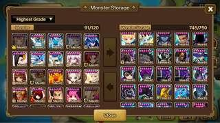 Summoners War Asia Account for sale