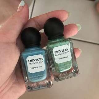 Kutek revlon parfume 2pcs