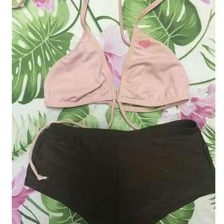 Roxy bikini top and Sassa bottom