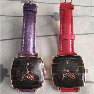 🚚 Kitty造型手錶