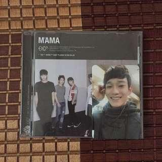 EXO MAMA Chinese ver [Autograph Album]