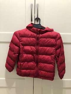 Uniqlo Kids Warm Padded Jacket (3-4years)